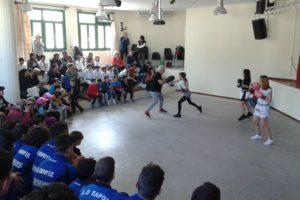 Ο αθλητισμός δικαίωμα στη ζωή του παιδιού και του εφήβου